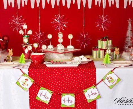 Fiesta de navidad - Ideas para una fiesta de navidad ...