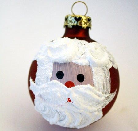 Adornos de navidad caseros para ni os for Adornos para arbol de navidad caseros