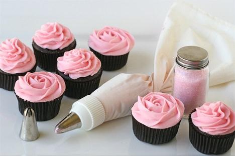 receta facil para cupcakes