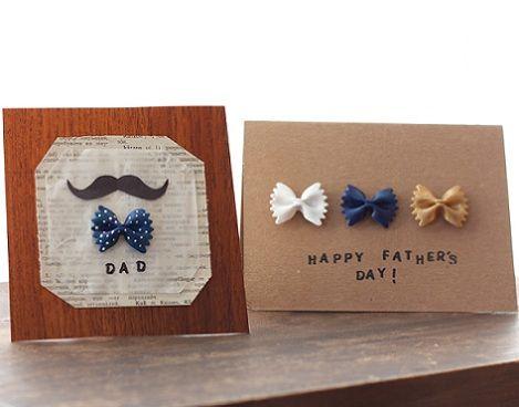 postales caseras para el día del padre