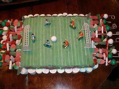 Tartas de chuches espectaculares para celebraciones infantiles - Como hacer un carrito de chuches paso a paso ...