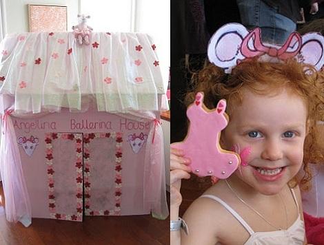 fiesta angelina ballerina casita