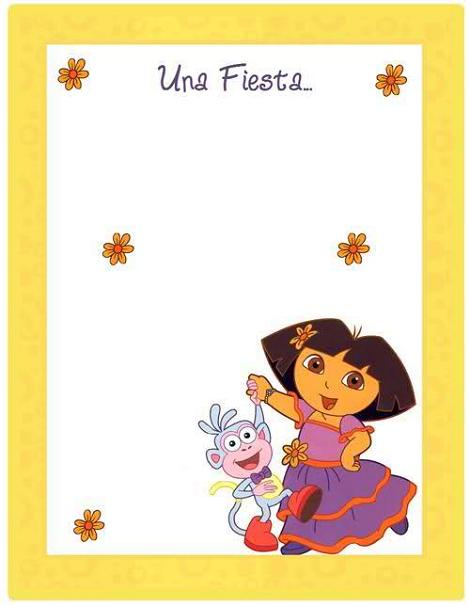 Fiesta de Dora la exploradora
