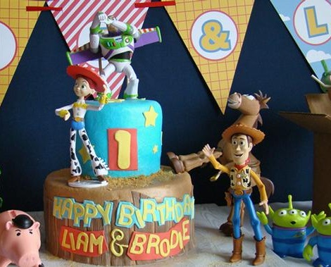toy story cumpleanos cake tarta