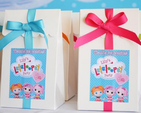 cumpleaños lalaloopsy bolsitas