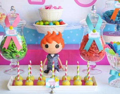 cumpleaños lalaloopsy muñeco