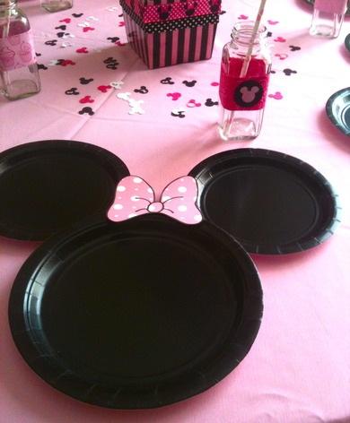 Fiesta de cumplea os de minnie mouse - Cumpleanos minnie mouse ...