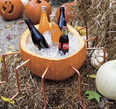 ideas fiesta halloween botellero