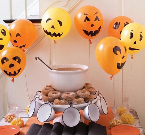Ideas para hacer una fiesta de halloween - Ideas para fiesta de halloween ...
