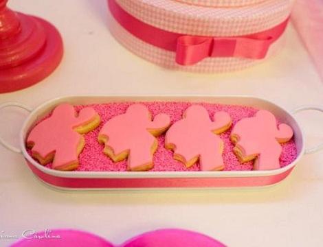 fiesta barbie cookies