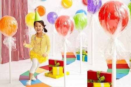 decoracion globos chupa