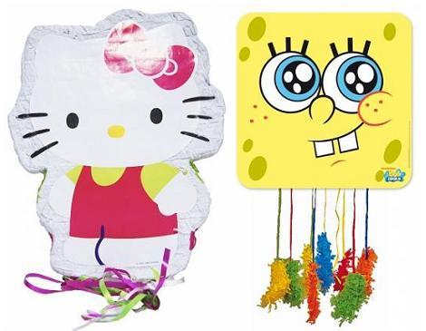 piñatas infantiles para cumpleaños