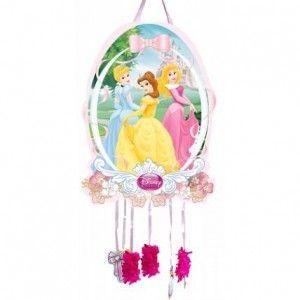 piñatas infantiles princesas disney