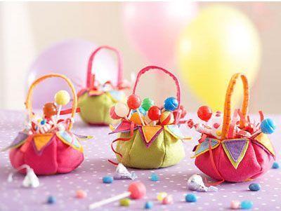 Bolsas de cumplea os originales - Detalles originales para cumpleanos infantiles ...