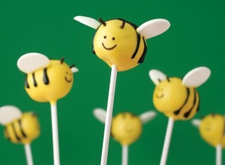 cake pops bee