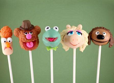 cake pops muppet