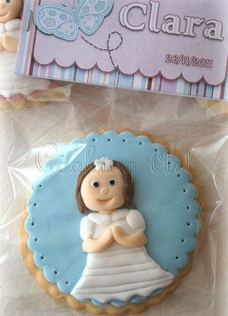 detalles comunion galleta