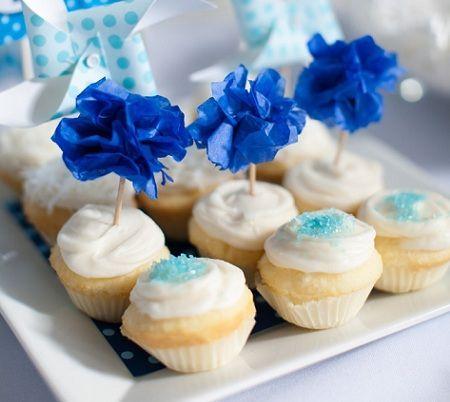 fiesta bautismo pasteles