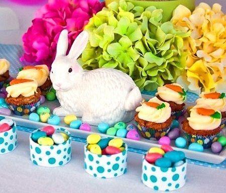 fiesta pascua conejo