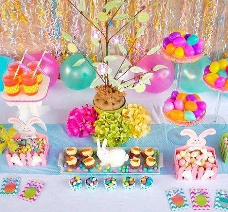 fiesta pascua huevos