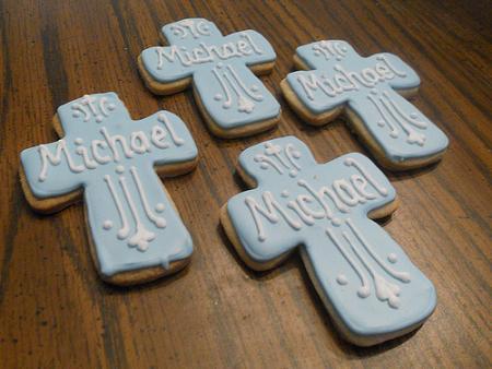 Galletas de cruz