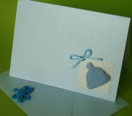 invitaciones bautizo originales tarjeta sobre