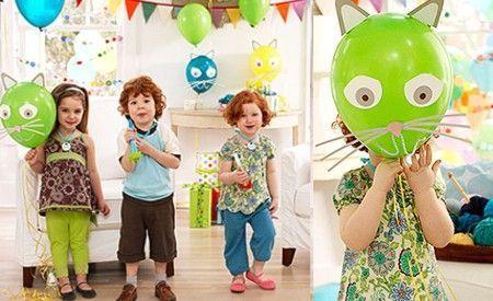 4 Juegos Infantiles Para Cumpleanos