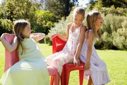 juegos infantiles cumpleaños juego de la silla