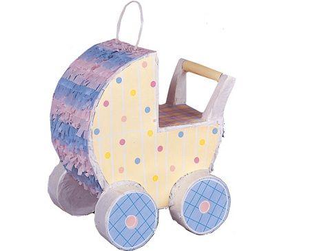 pinatas infantiles carrito