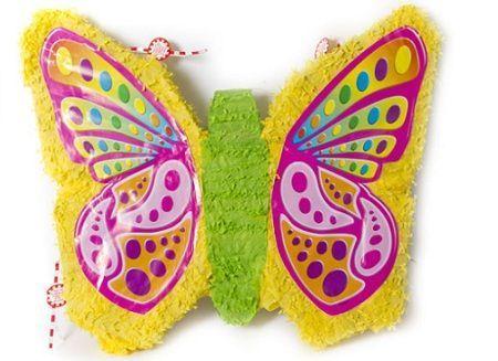 pinatas infantiles mariposa