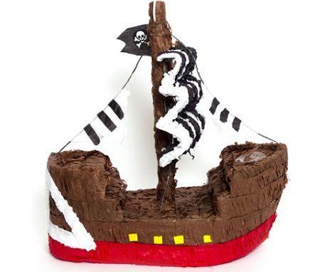 pinatas infantiles pirata