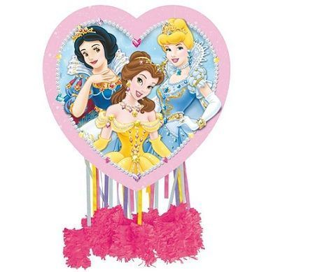 pinatas infantiles princesas