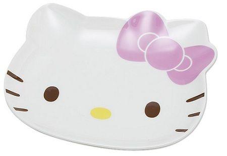 platos fiestas kitty