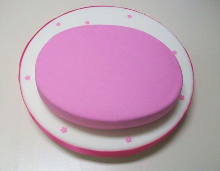 tarta cumpleanos barbie pasta