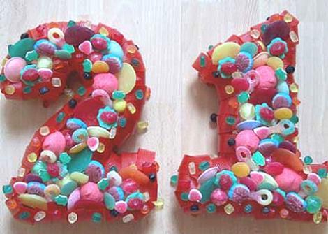 tartas gominolas numeros
