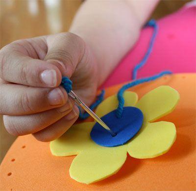 bolsos nina coser