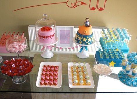 cumpleanos el principito dulces
