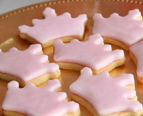 cumpleanos princesa cookies