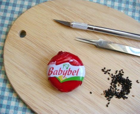 recetas infantiles babybel instrumentos