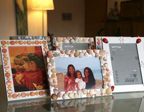 regalo dia de la madre marcos decorados