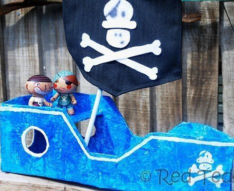 barco pirata resultado