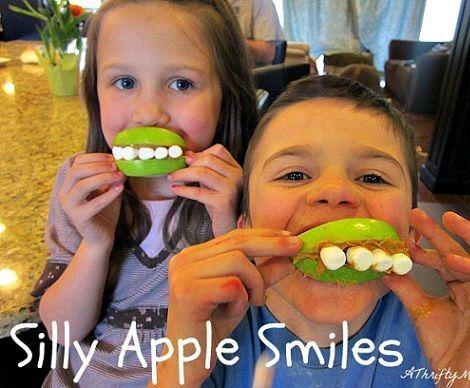 manzanas sonrientes resultado