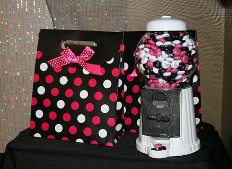 Bolsas de cumpleaños Monster High