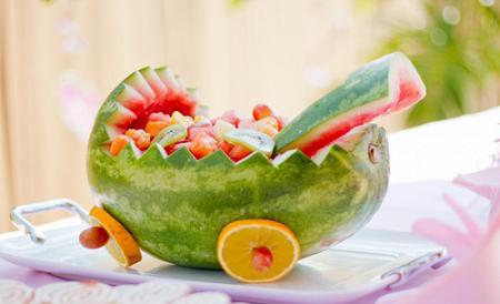 Comida decorativa
