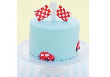 cumpleanos primer ano tarta