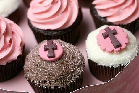 Cupcakes de Primera Comunión
