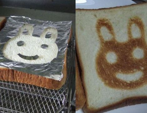 sandwiches dibujos albal