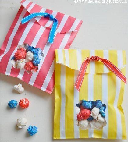 bolsas de cumpleanos caseras