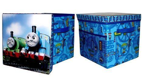 caja regalo thomas el tren