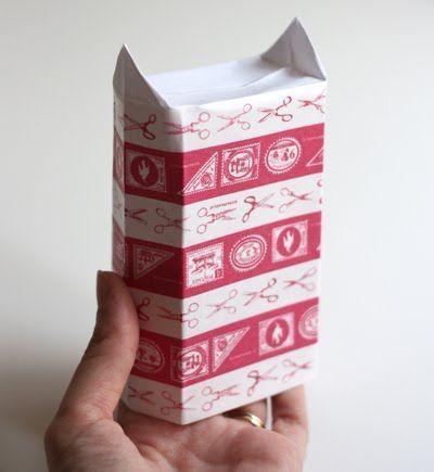 cajas regalo manualidad